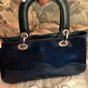 Used Beijo London Paris New York hand bag